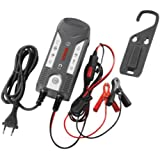 Bosch 018999903M Microprocessor Battery Charger C3 for 6 V and 12 V with Trickle Charging and Memory Function TÜV/GS