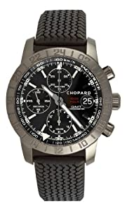 Chopard Men's 168992-3023 Mille Miglia GMT 2009 Chronograph Black Dial Watch