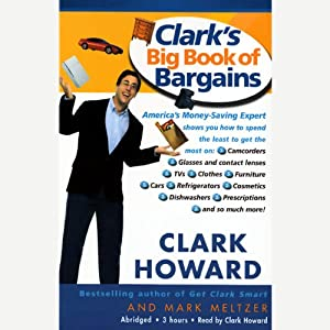 Clark's Big Book of Bargains | [Clark Howard, Mark Meltzer]