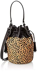 LOEFFLER RANDALL Industry Cross-Body Bucket Bag