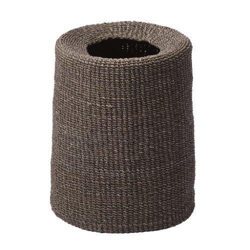 (イデアコ) ideaco tubelor SPA チューブラー スパ スパリゾート・ラグジュアリースタイル ダストボックス/ゴミ箱 dark brown [並行輸入品]