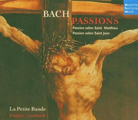 Bach: St Matthew & St John Passion