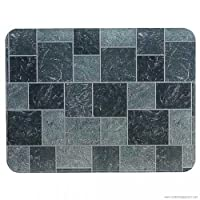 HY-C UL1618 Type 2 Slate Tile Stove Board, 28 by 32-Inch, Gray