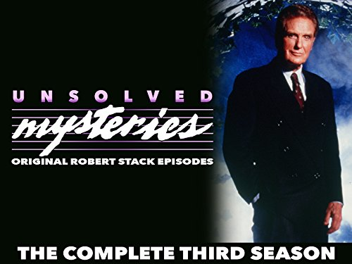 Unsolved Mysteries: Original Robert Stack Episodes - Season 3