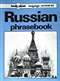 Lonely Planet Russian Phrasebook (Lonelly Planet Language Survival Kit)