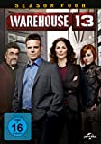 Warehouse 13 - Season Four [5 DVDs]