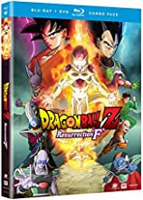 Dragon Ball Z - Resurrection 'F' [Blu-ray +DVD]