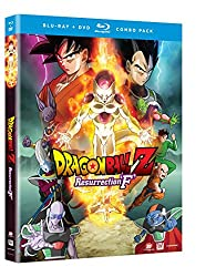Dragon Ball Z - Resurrection 'F' [Blu-ray +DVD]