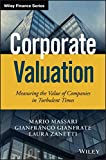 img - for Corporate Valuation: Measuring the Value of Companies in Turbulent Times (Wiley Finance) book / textbook / text book