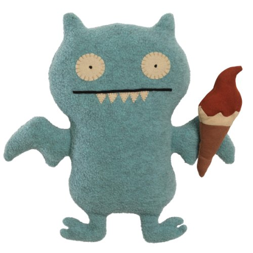 Uglydoll Foodies - Ice Bat with Ice Cream (Pics Of Ugly compare prices)