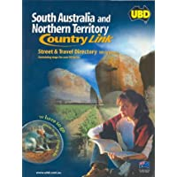 South Australia and Northern Territory (UBD Regional Cities & Towns Countrylink Directories)