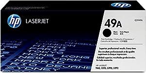 HP Q5949A Black Toner Cartridge (LaserJet 1320 and 1160 Series Printers)