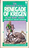 Renegade of Kregen (Dray Prescott/Kregen #13, Krozair Cycle #2) (0886770351) by Alan Burt Akers