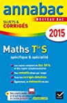 Annales Annabac 2015 Maths Tle S sp�c...
