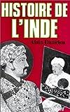 Histoire de l'Inde (French Edition) (2213012547) by Danielou, Alain