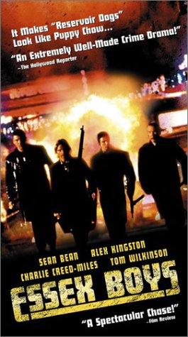 Essex Boys [VHS] [Import] Sean Bean Alex Kingston Charlie Creed-Miles Tom Wilkinson Larry Lamb
