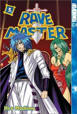 Rave Master, Vol. 5
