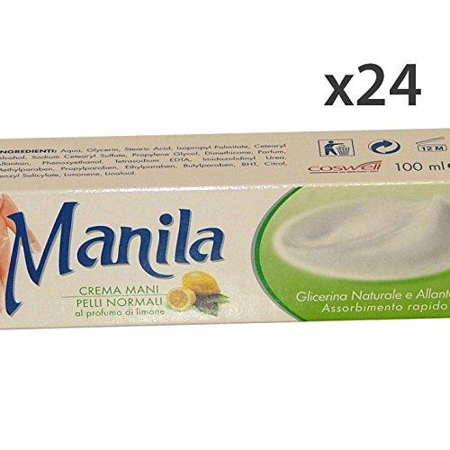 Set 24 ManiLA Mani 100 Ml. Cura del corpo