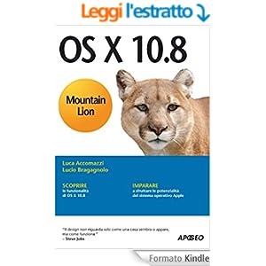 OS X 10.8 Mountain Lion (Guida completa)