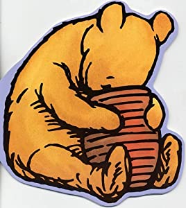 Cover of &quot;Pooh (Giant Board Book)&quot;