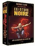 echange, troc Coffret ceinture noire, les classiques du kung-fu vol. 2 - Coffret 5 DVD