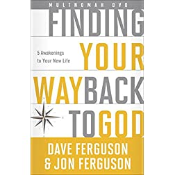 Finding Your Way Back to God DVD: Five Awakenings to Your New Life