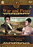 War and Peace [Subtitled] [4 Discs]