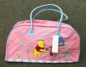 Disney Licensed Winnie the Pooh Duffel Diaper Tote Bag