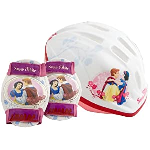 Princess Toddler's Pacific Disney Snow White Helmet and Pads Reviews