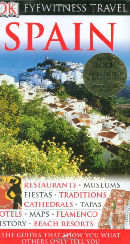 DK Eyewitness Travel Guide to Spain