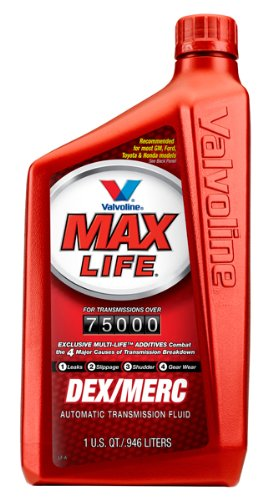 Valvoline DEXRON III / MERCON MaxLife ATF Automatic Transmission Fluid (Pack of 6) (Valvoline Transmission Fluid compare prices)