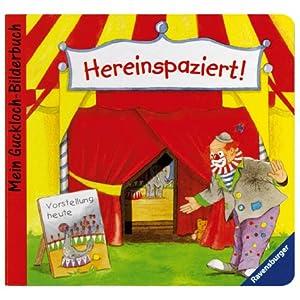 Hereinspaziert! Mein Guckloch-Bilderbuch