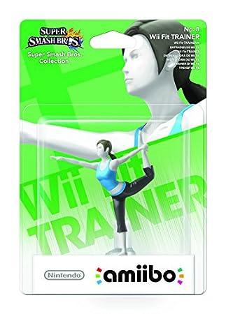 Nintendo - Figura Amiibo Smash Fit Trainer