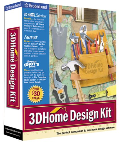 3D Home Design KitB0000639WV