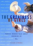 cover of Greatness Of Girls