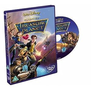 Treasure Planet [DVD] [2003]
