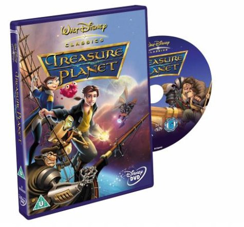 Treasure Planet [DVD] [2003]