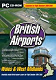 British Airports, Vol. 5: Wales & West Midlands - Expansion for Flight Simulator 2004/2002