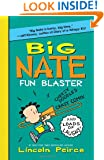 Big Nate Fun Blaster: Cheezy Doodles, Crazy Comix, and Loads of Laughs! (Big Nate Activity Book)