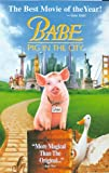 echange, troc Babe: Pig in the City (Full Clam) [VHS] [Import USA]