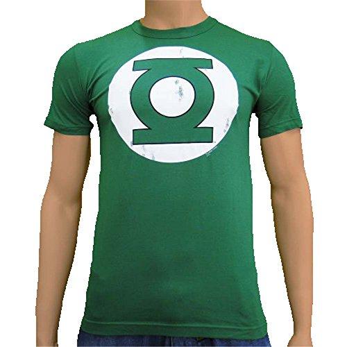 DC Comics - T shirt logo Lanterna Verde - Green Lantern - L
