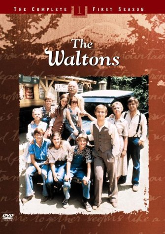 The Waltons - Season 1 - Complete [DVD]