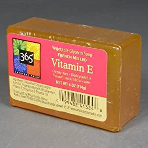 365 glycerin soap