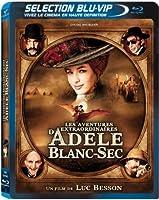 Les Aventures extraordinaires d'Adèle Blanc-Sec [Blu-ray]