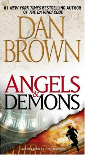Cover of Angels & Demons (Robert Langdon)