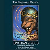 Ptolemy's Gate: The Bartimaeus Trilogy, Book 3 | Jonathan Stroud