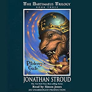 Ptolemy's Gate Audiobook
