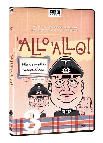 'Allo 'Allo! - The Complete Series Three [1986]