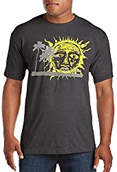 Sublime Grey Big & Tall Short Sleeve Graphic T-Shirt