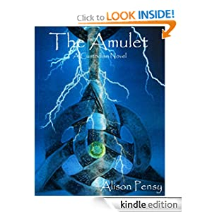 The Amulet: A Faedra Bennett Custodian Novel